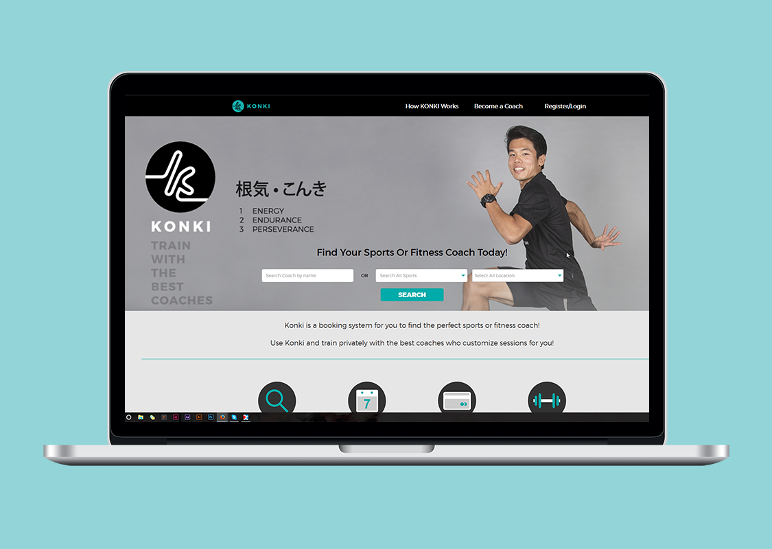 Konki.co – New Site Launch!