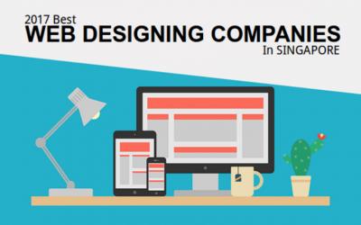List of Web Designing Companies in Singapore