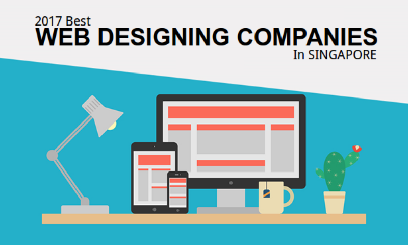 List of Web Designing Companies in Singapore