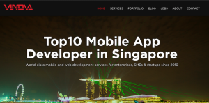 Mobile App Developer in Singapore