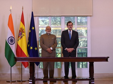 India and Spain sign seven MoUs: Cyber security and eco-friendly energy prime areas of cooperation
