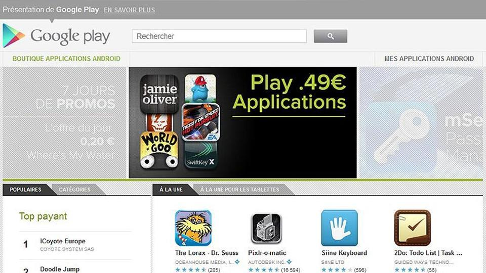Malware 'Xavier' struck 800 apps in Google Play Shop, states cyber security company