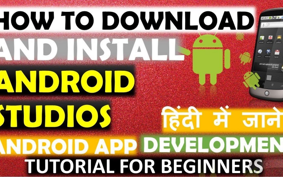 How To Download and Install Android Studios For App Development In Hindi/Urdu Part 3