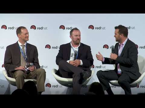 2017 Government Symposium – Modern App Development Panel