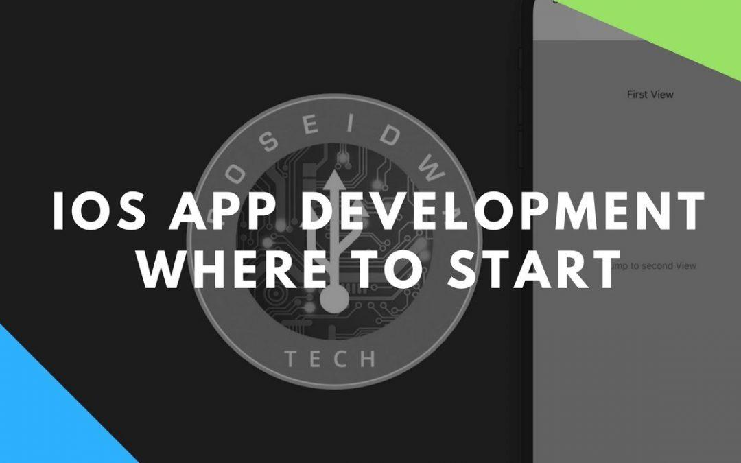 iOS App Development – Where to start