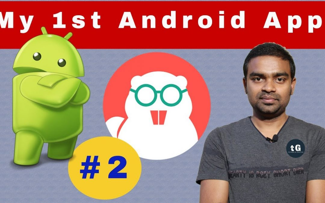Develop Your First Android App within 1 Minute – Thunkable Video App Devlopement Series #2
