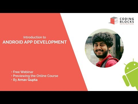 Introductory Android App Development – LIVE