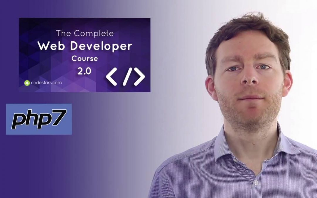 Easter Weekend Sale: Complete Web Developer Course 2.0 going for $19