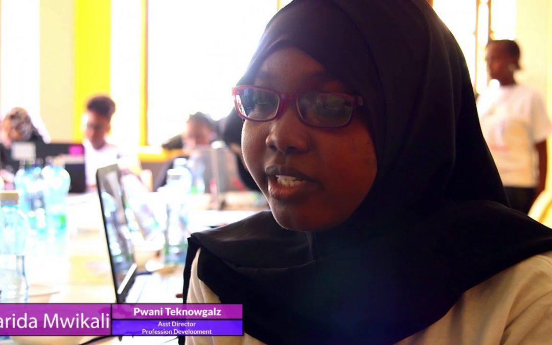 Support Girls Learn Web Development after high school