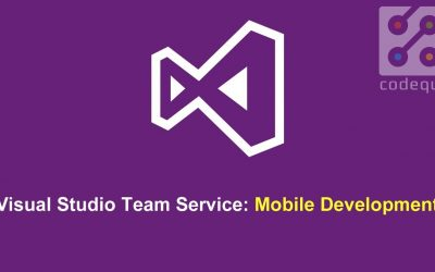 Visual Studio Team Service for Mobile Development