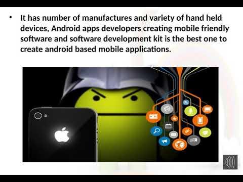 Android apps development Riyadh