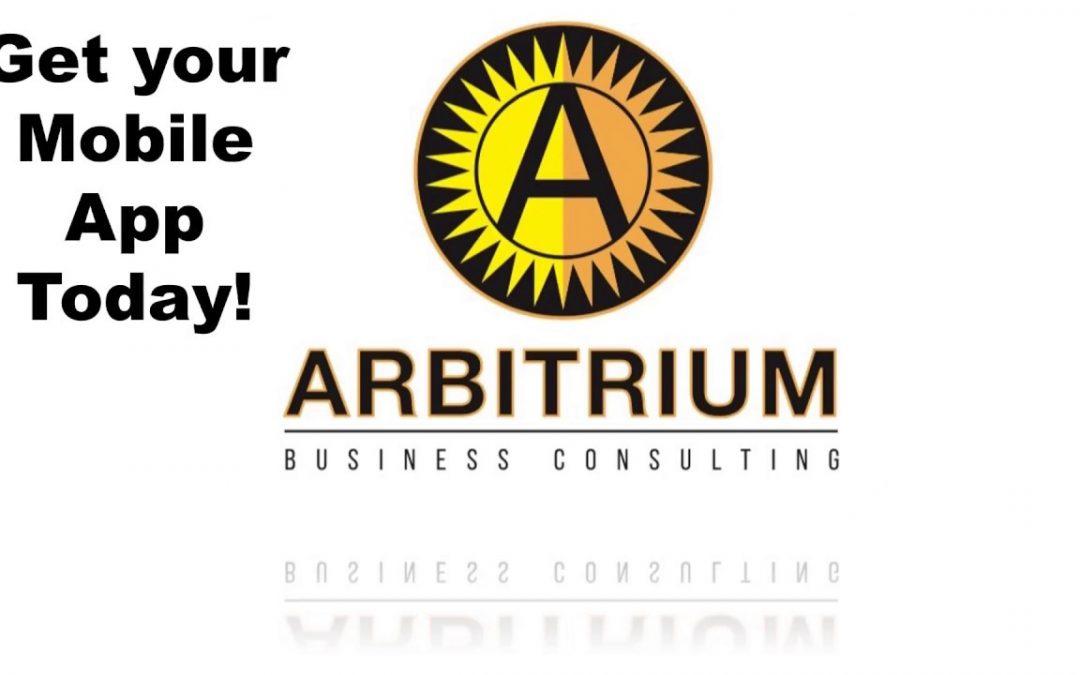 Arbitrium Business Consulting Mobile App Development