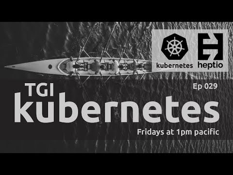 TGI Kubernetes 029: Developing Apps with Ksync