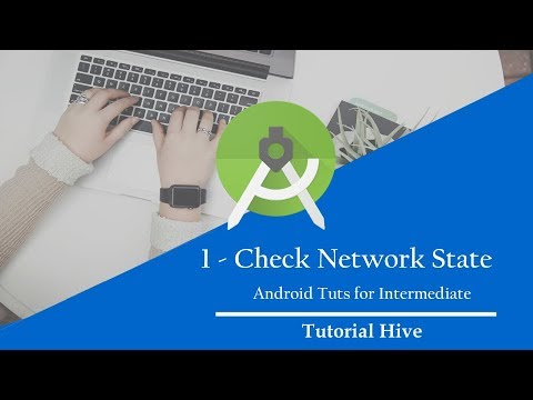 1 – Check Network State | Android Development (Urdu/Hindi)