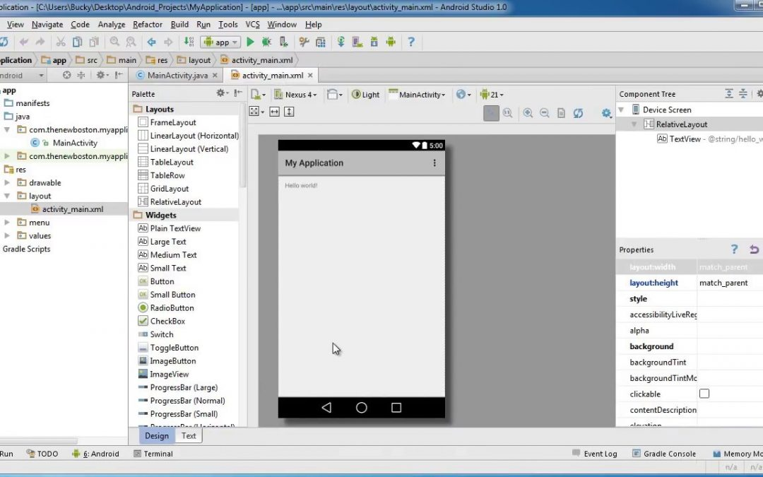 Android App Development for Beginners   6   Android Studio Tips