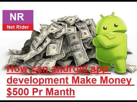 Breaking news make online money earning android app development(Net Rider) 2018 Hindi/Urdu