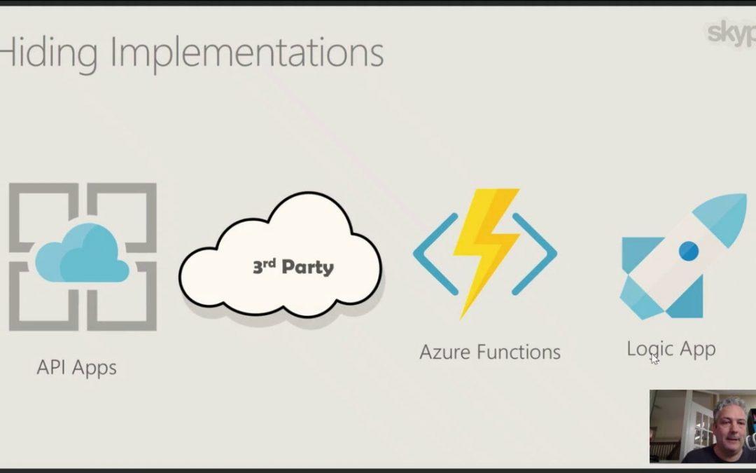 Agile app development with Azure API Management