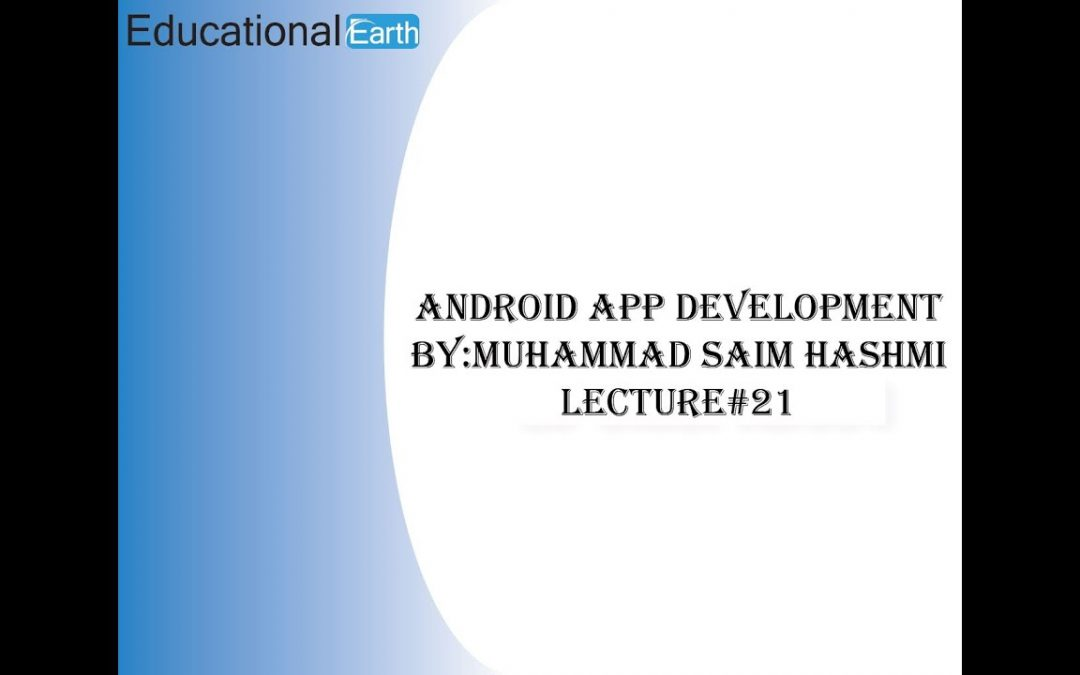 Implement Radio Button and Checkbox|Android App Development | Lecture#21 By Muhammad Saim Hashmi