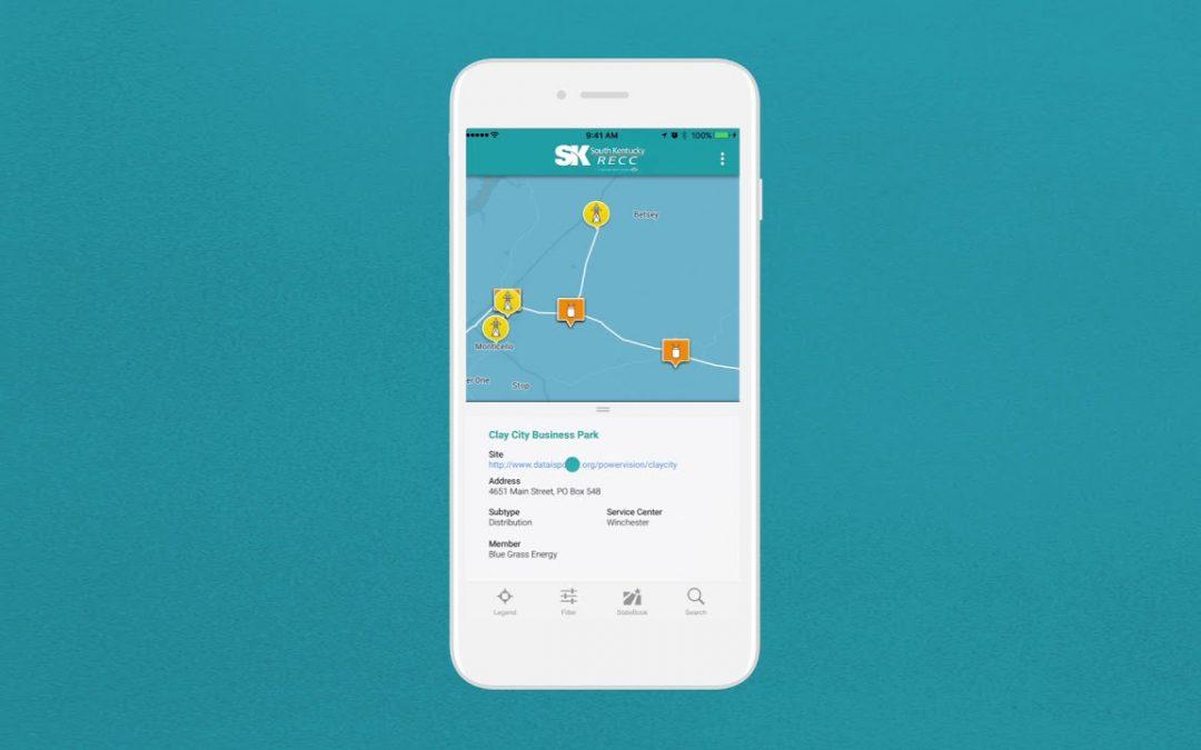 SiteSelect Mobile App for Economic Development Professionals