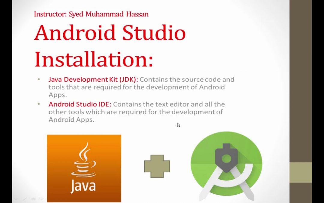 Android App Development Tutorials in Urdu / Hindi part 2 android studio installation