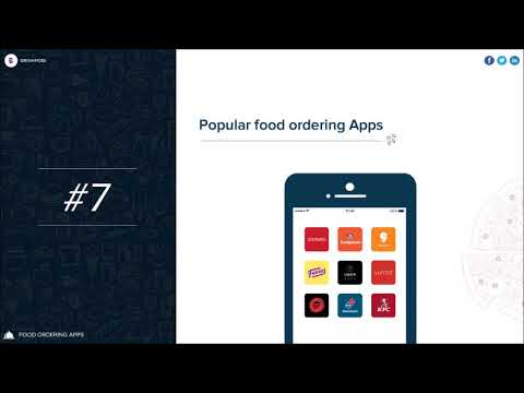 All you need before developing food app