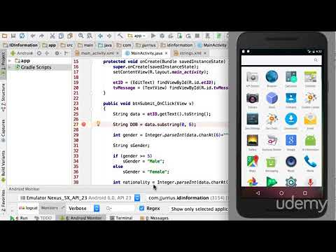 Learn Android Application Development   Udemy 6