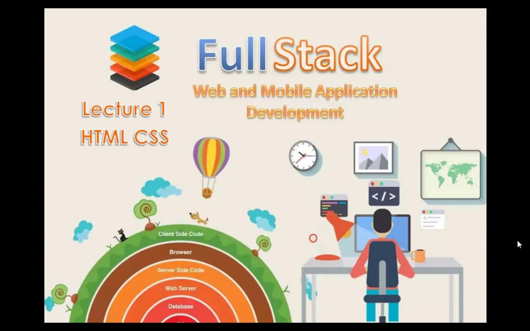 HTML CSS Lecture 1 – Fullstack Web and Mobile Apps Development – Urdu 02