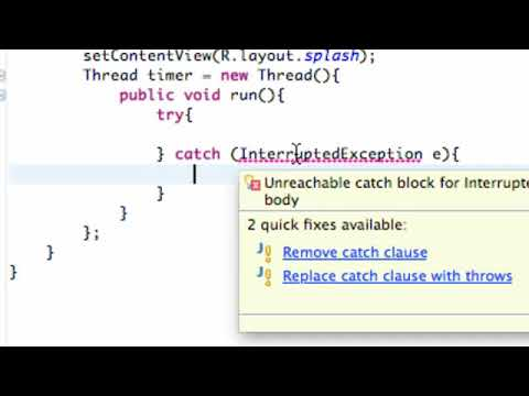 Android Application Development   14   The Framework of a Thread