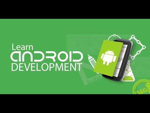 Android Application Development Tutorial 1