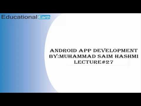 How to show Location on Google Map|Android App Development | Lecture#27 By Muhammad Saim Hashmi