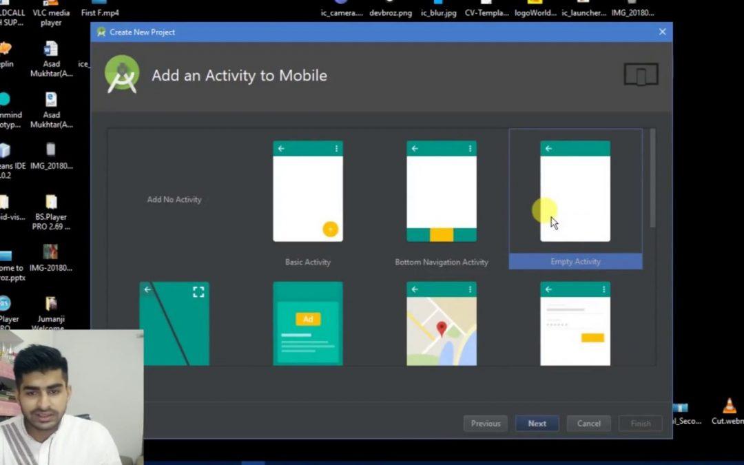 Tutorial to Start Android App Development