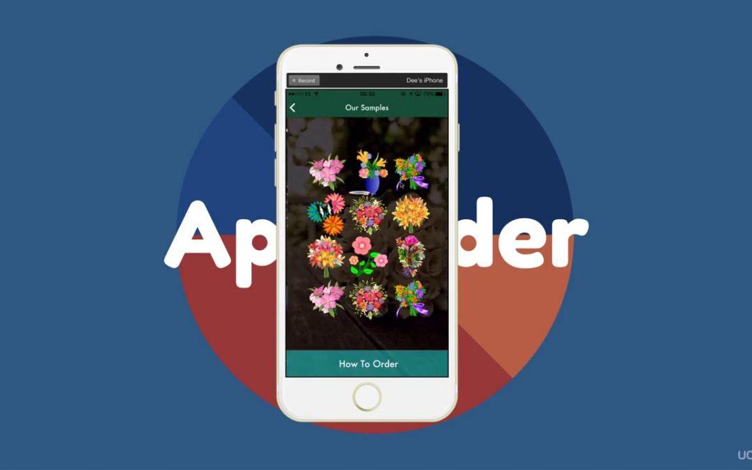 The Complete iOS11 Swift4 Development Course – Build 28 Apps : Introduction Florist App