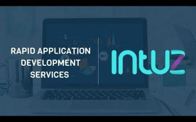 Rapid Application Development Services By Intuz