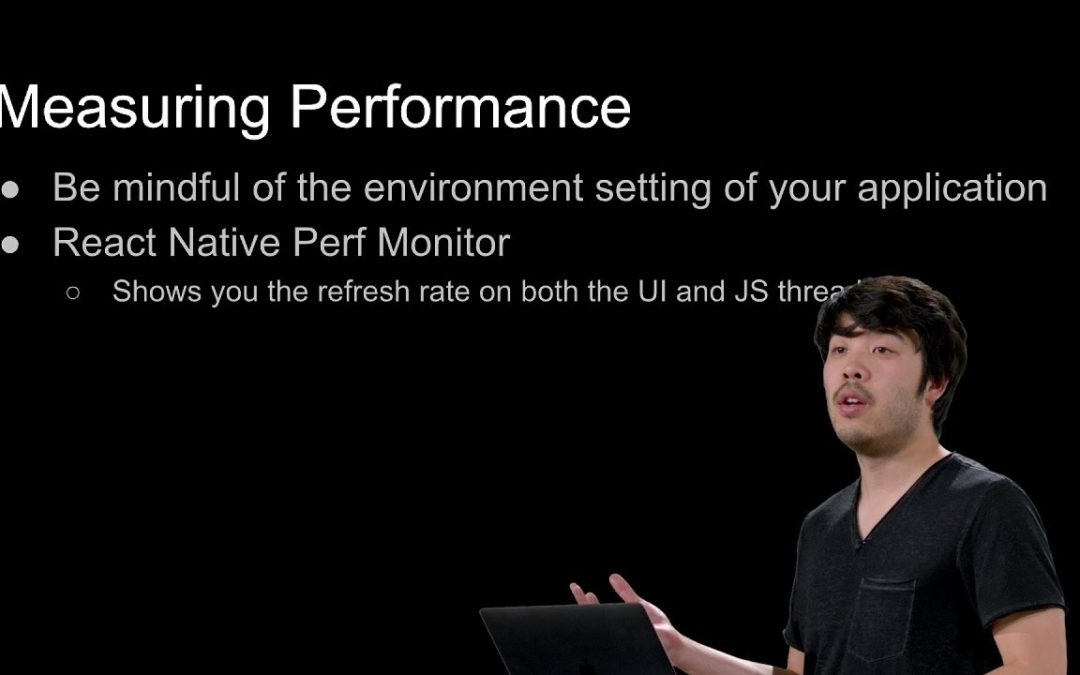 Performance – Lecture 11 – CS50's Mobile App Development with React Native
