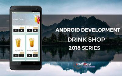 Android Development Tutorial – Drink Shop App part 16 Favorites List