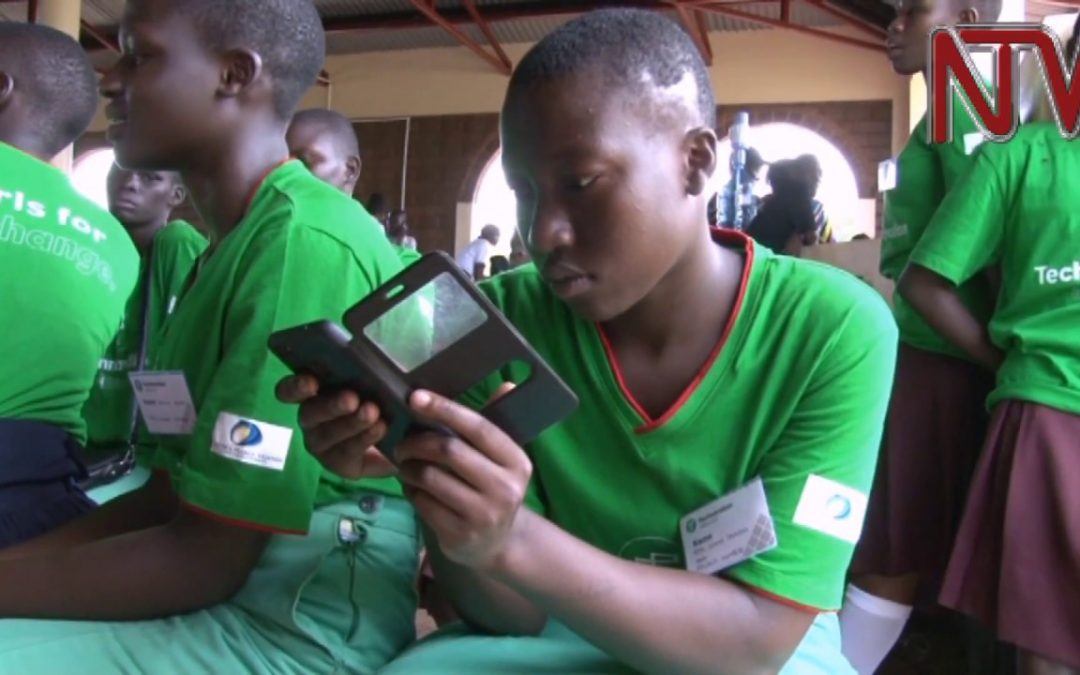 Kole district girls gain application development skills