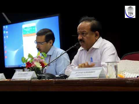 Union Environment Minister Harsh Vardhan launches Green Scheme Development Programme App