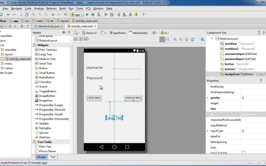 Android App Development for Beginners   65   Shared Preferences
