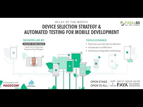 Device Selection Strategy & Automated Testing for Mobile Development
