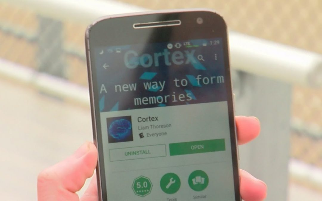 Middle Schoolers Develop App To Battle Alzheimer's Disease