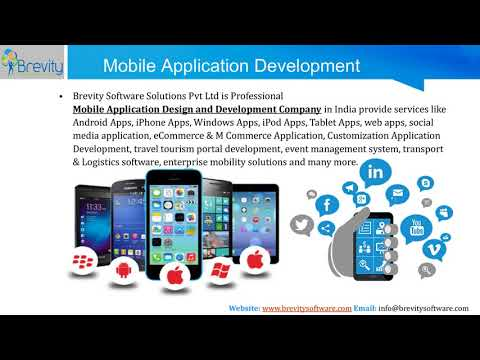 Best mobile application and Design development Companies in India