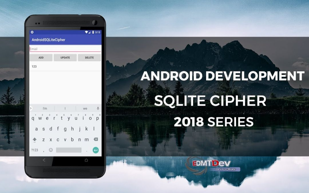 Android Development Tutorial – Open Existing SQLite Cipher Databases