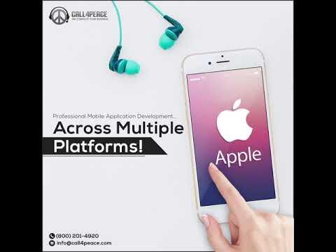 Professional Mobile Application Development | Call4Peace
