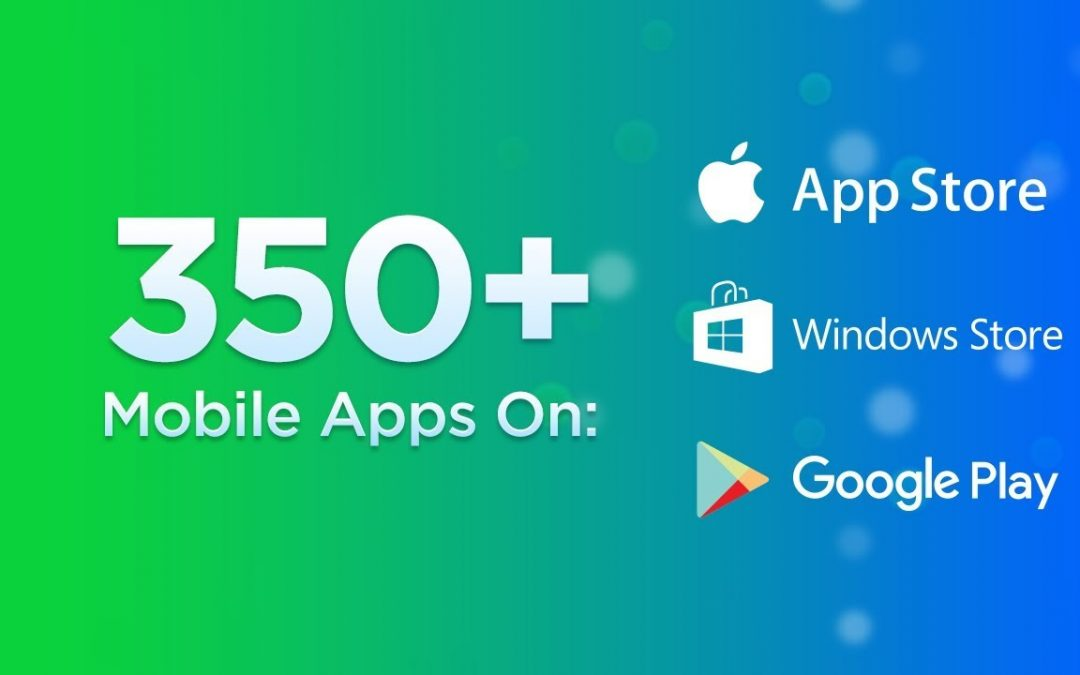 DB Best announces more than 350 mobile apps published on App Store, Google Play, and Windows Store