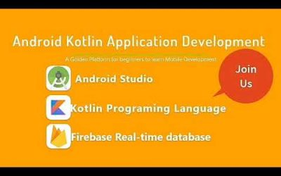 Android Kotlin Application Development