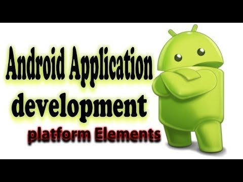 what is platform Element in Android application development
