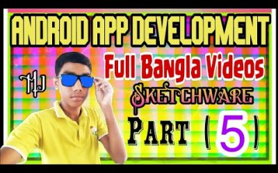 {P5}How To Make Android APK App Development Tutorial (Details,Info,Install)FULL BANGLA VIDEO