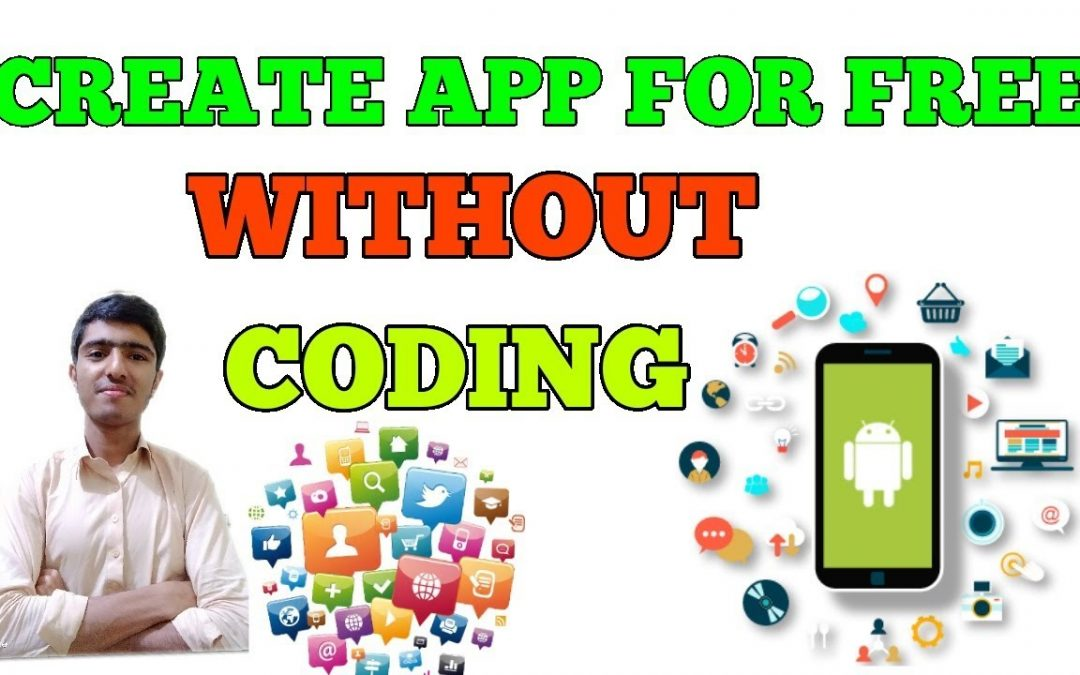 How To Create An Application Without Any Coding Skill Just In 5 Minutes App Development