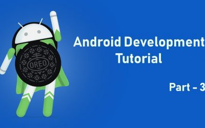 Android Development Tutorial for Beginners 2018 Part 3 Android UI Design Tutorial