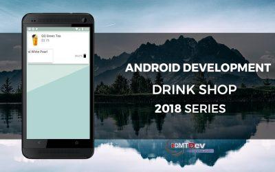 Android Development Tutorial – Drink Shop App part 18 Remove from Cart